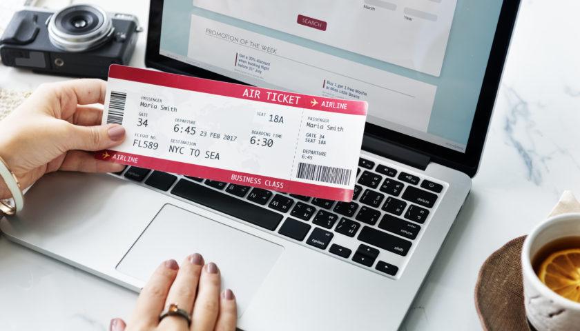 Система онлайн бронирования авиабилетов